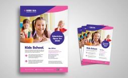 006 Breathtaking School Open House Flyer Template Idea  Free Microsoft High