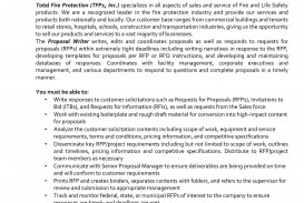 006 Breathtaking Writing A Job Proposal Template Sample Example
