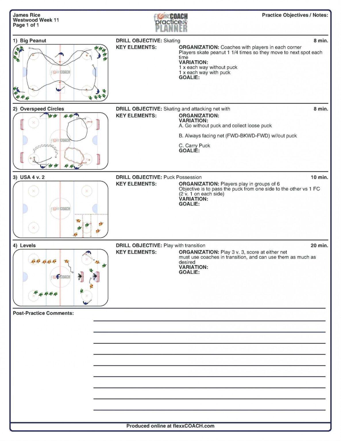 006 Dreaded Basketball Practice Plan Template High Def  Doc Pdf Free PrintableFull
