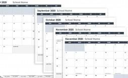 006 Dreaded Calendar Template Google Doc High Def  Docs Editable Two Week 2019-20