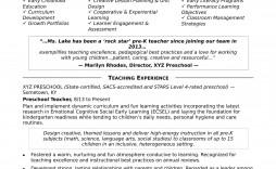 006 Dreaded Cv Template For Teaching Sample  Teacher Assistant Modern Word Free Download Job