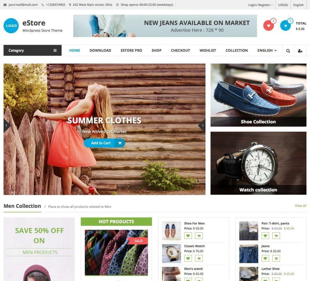 006 Dreaded Free Html Template Download For Online Shopping Website Inspiration  WebsitesLarge