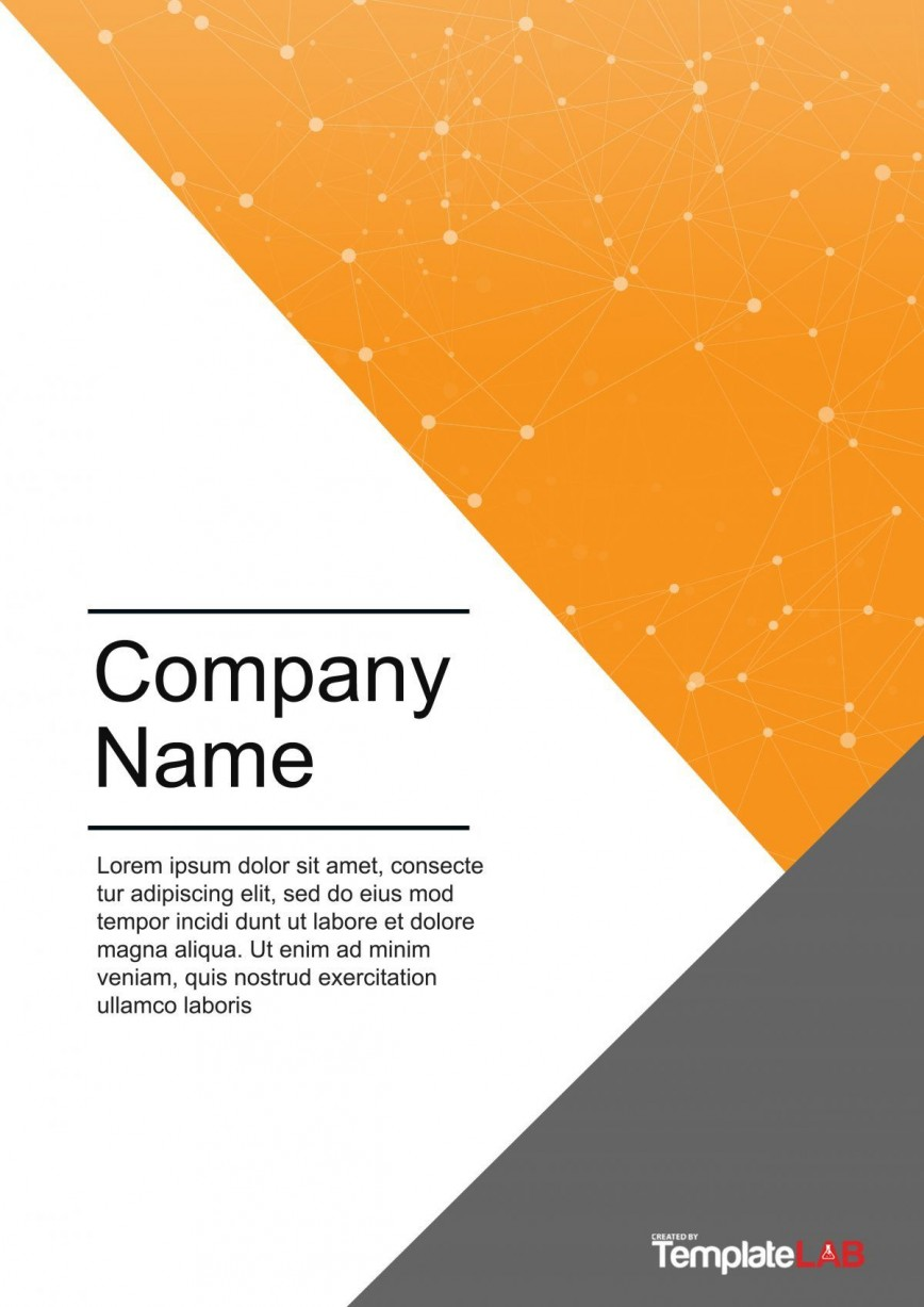 The 21 Best Microsoft Word Cover Page Templates Pertaining To Word Title Page Templates