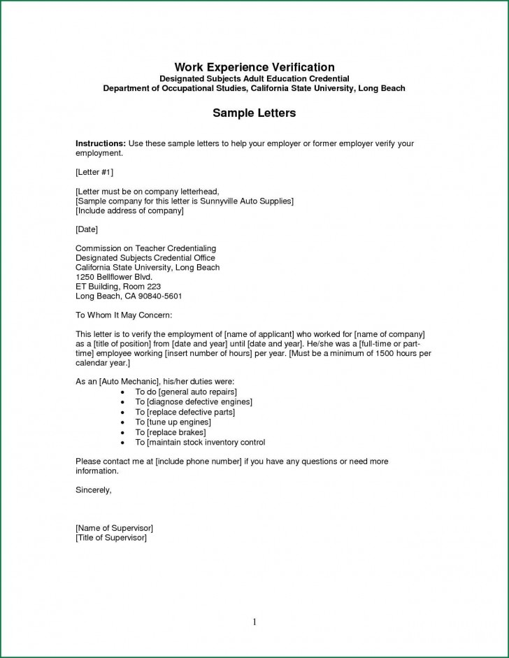 006 Dreaded Proof Of Employment Letter Template Canada High Def  Confirmation728