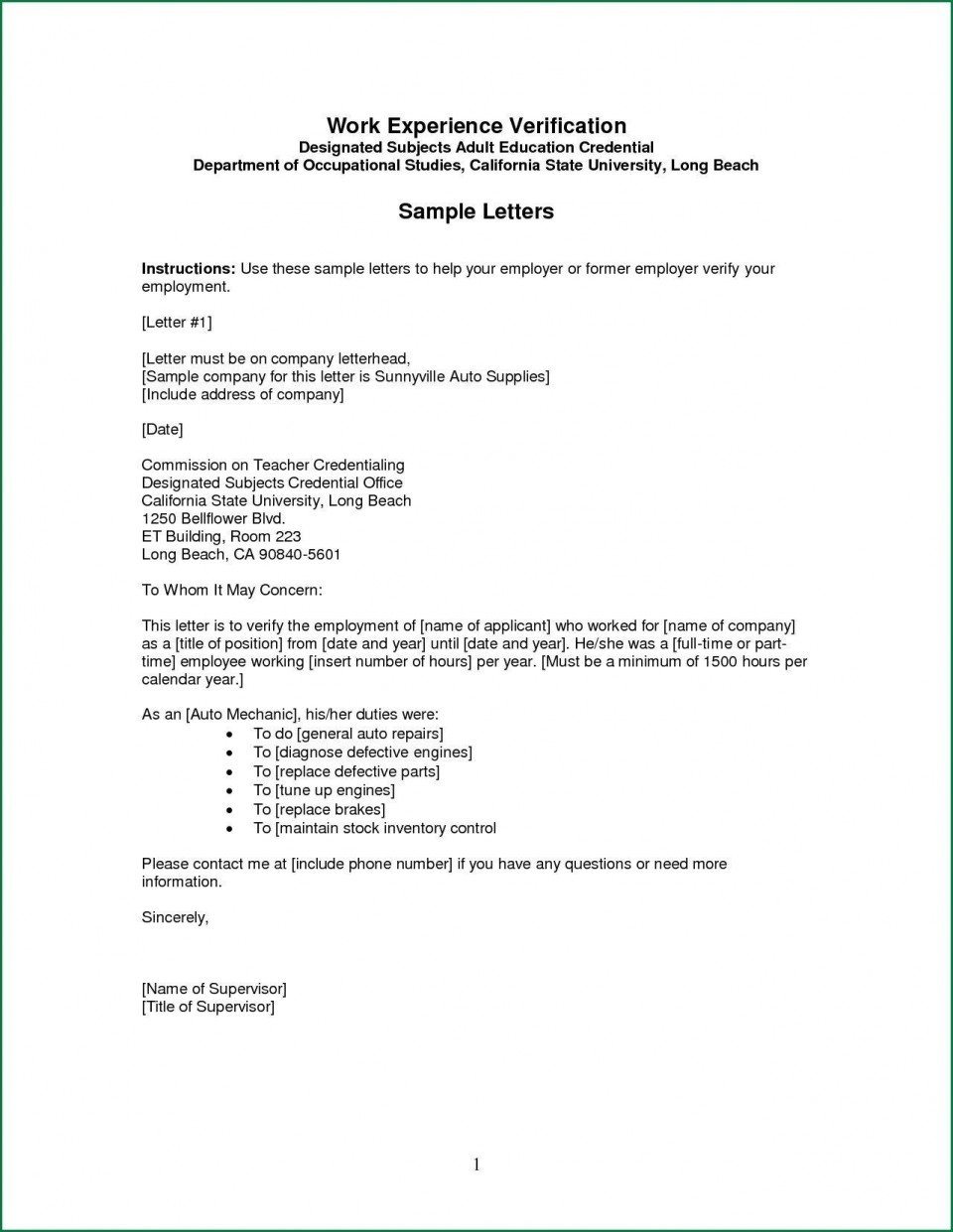 006 Dreaded Proof Of Employment Letter Template Canada High Def  Confirmation960