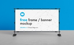 006 Dreaded Step And Repeat Banner Template Psd Design