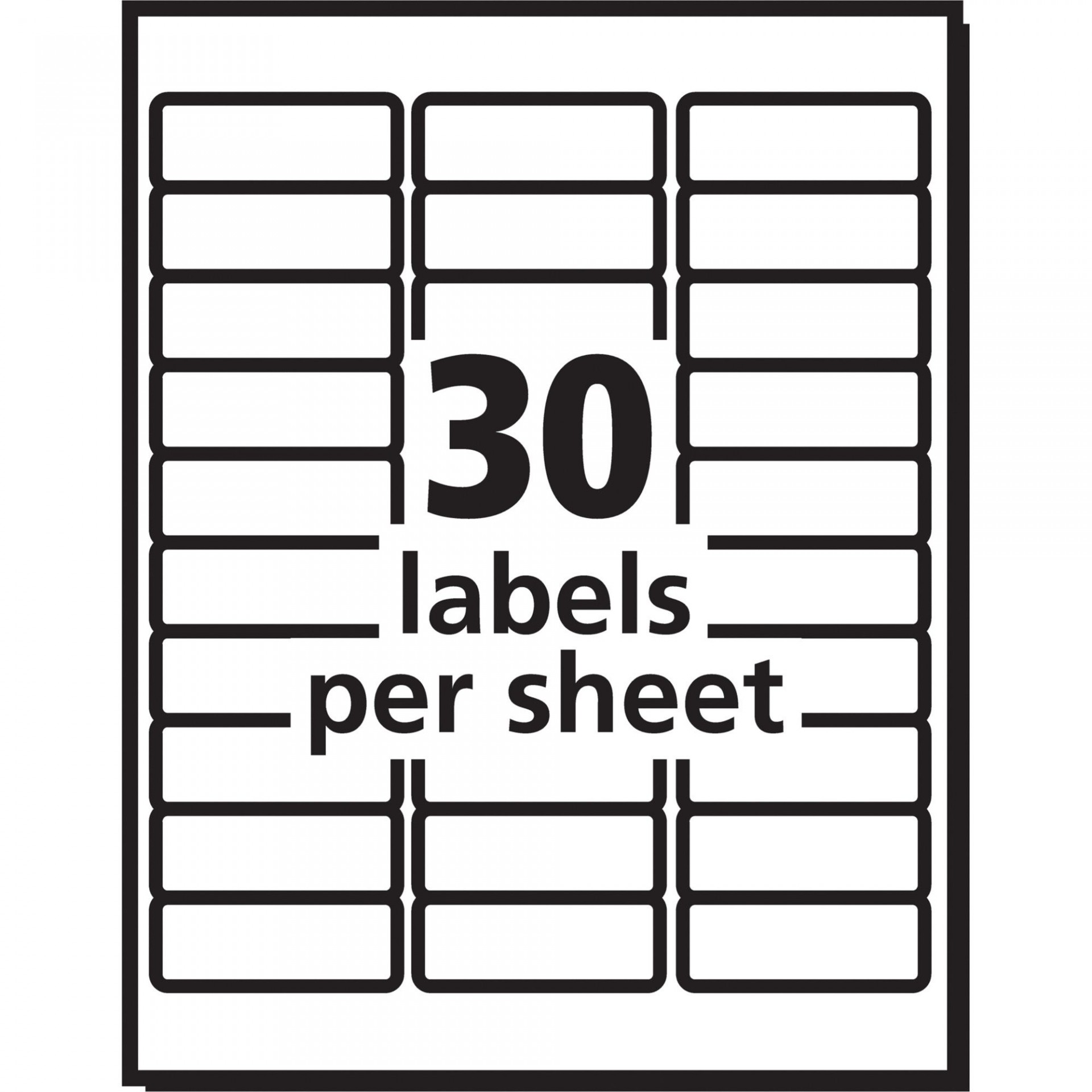 006 Excellent Addres Label Template Free Sample  Cute Shipping Return Word1920