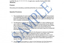 006 Excellent Basic Employment Contract Template Free Nz Sample