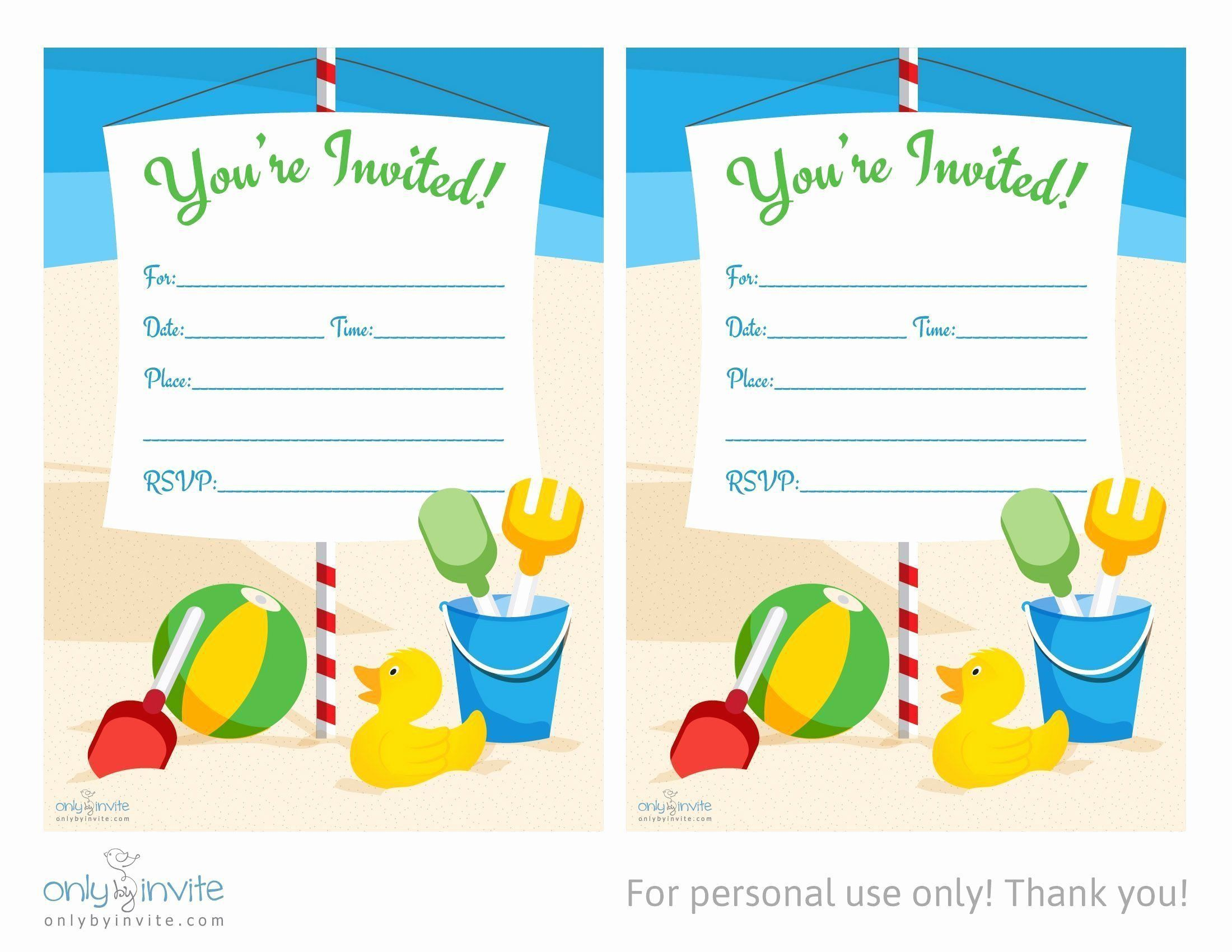 006 Excellent Birthday Invitation Template Word 2020 Concept Full