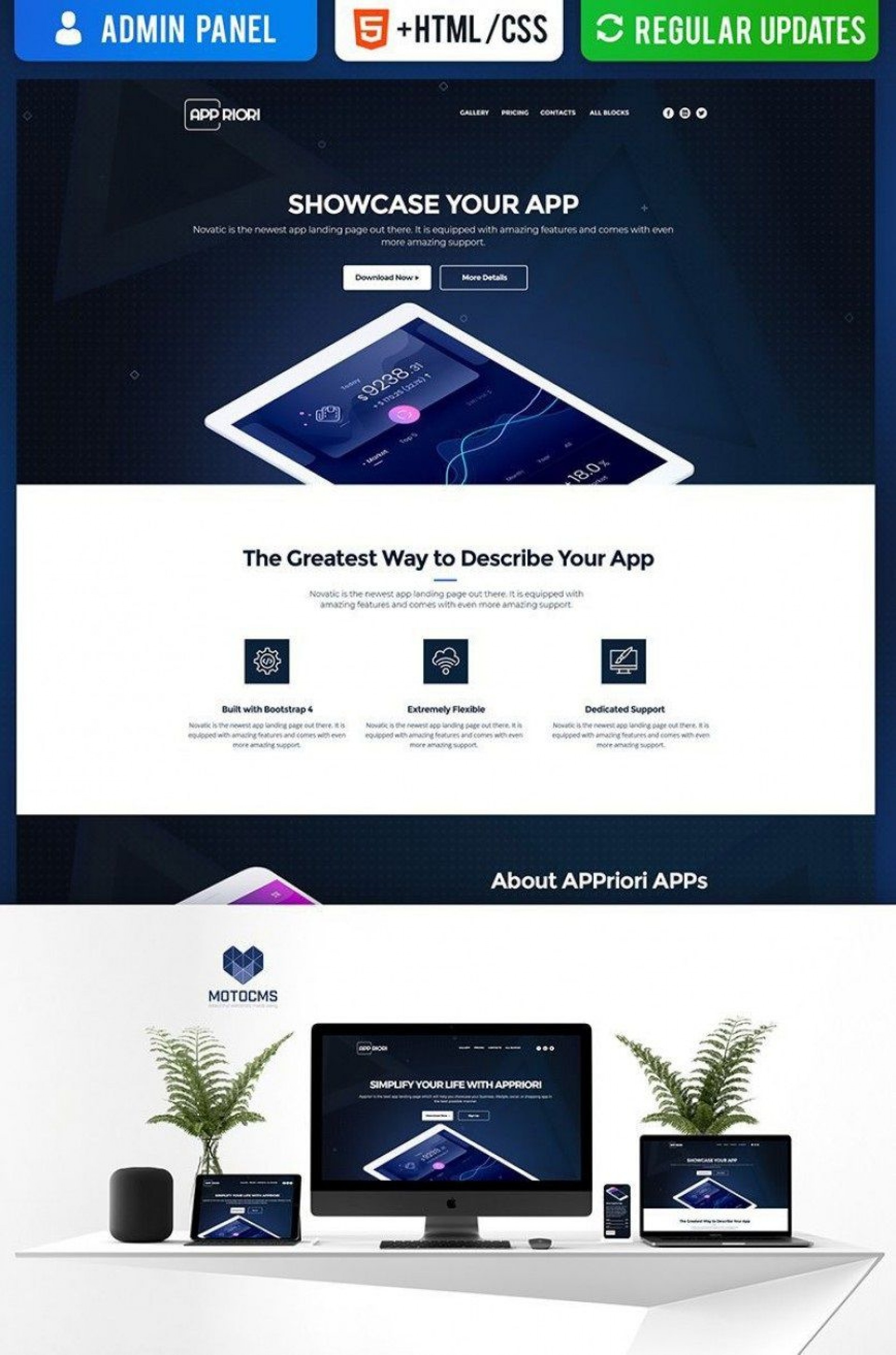 006 Excellent Csvape Esponsive Mobile App Landing Page Html Template Free Download High Definition  Csvape-responsive-mobile-app-landing-page-html-template1920