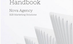 006 Excellent Free Employee Handbook Template Word Image  Sample In Training Manual