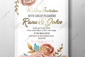 006 Excellent Free Wedding Invitation Template Download Image  Psd Card Indian