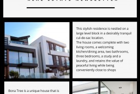 006 Excellent Real Estate Newsletter Template Example  Free Mailchimp