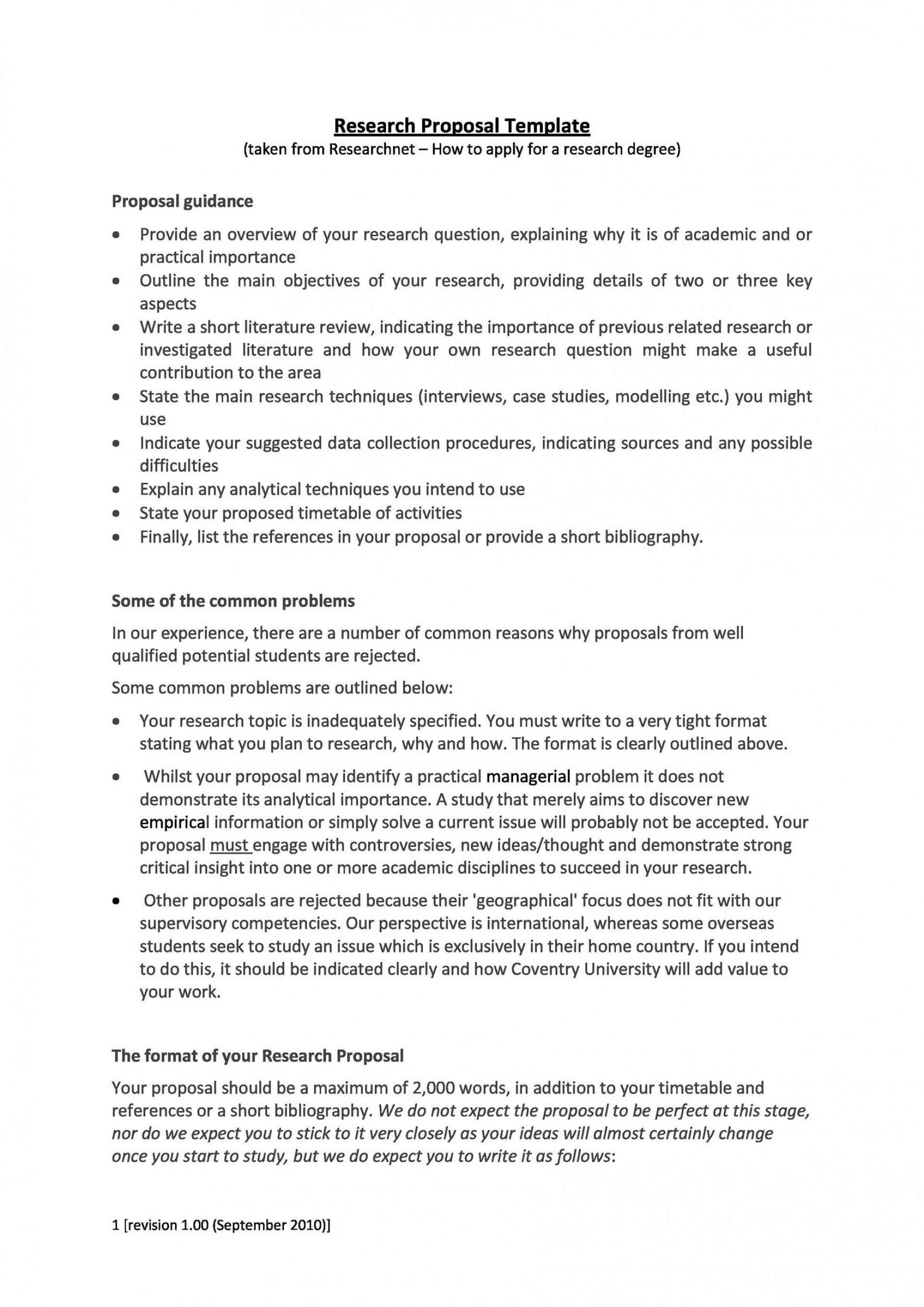 006 Excellent Research Topic Proposal Template High Def  Format Paper Example1920