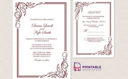 006 Excellent Sample Wedding Invitation Maker Picture