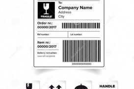 006 Excellent Usp Shipping Label Template Free Photo