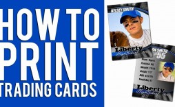 006 Exceptional Baseball Card Template Photoshop Sample  Topp Free