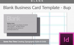 006 Exceptional Blank Busines Card Template Photoshop Photo  Psd Free Download