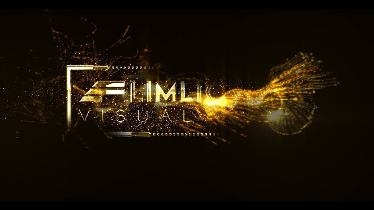 006 Exceptional Free After Effect Template Particle Logo Reveal Download Design  -Full