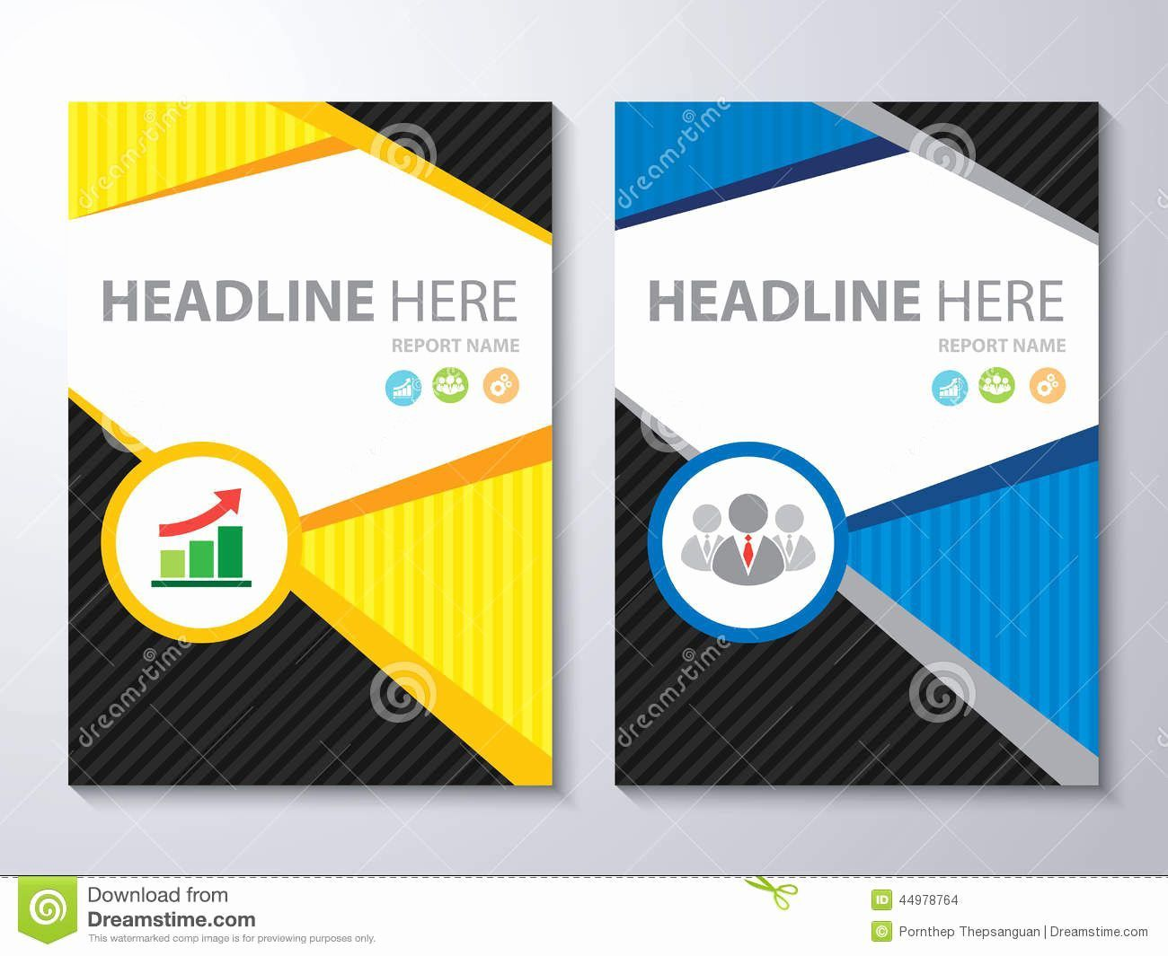 006 Exceptional Free Download Annual Report Cover Design Template Example  In Word PageFull