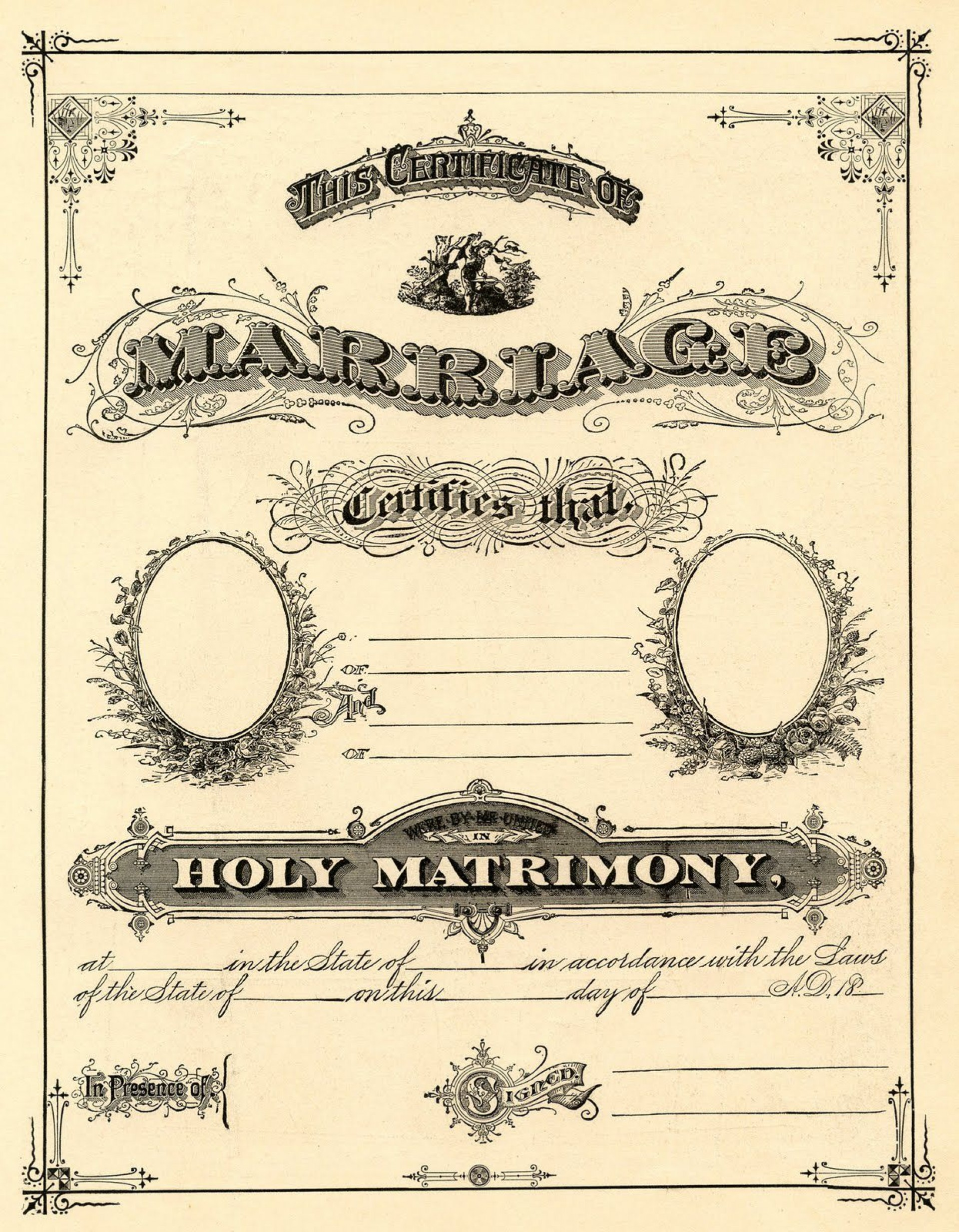 006 Exceptional Free Marriage Certificate Template Picture  Renewal Translation From Spanish To English Wedding Download1920