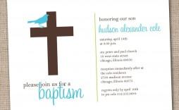 006 Exceptional Free Religiou Invitation Template Printable Sample