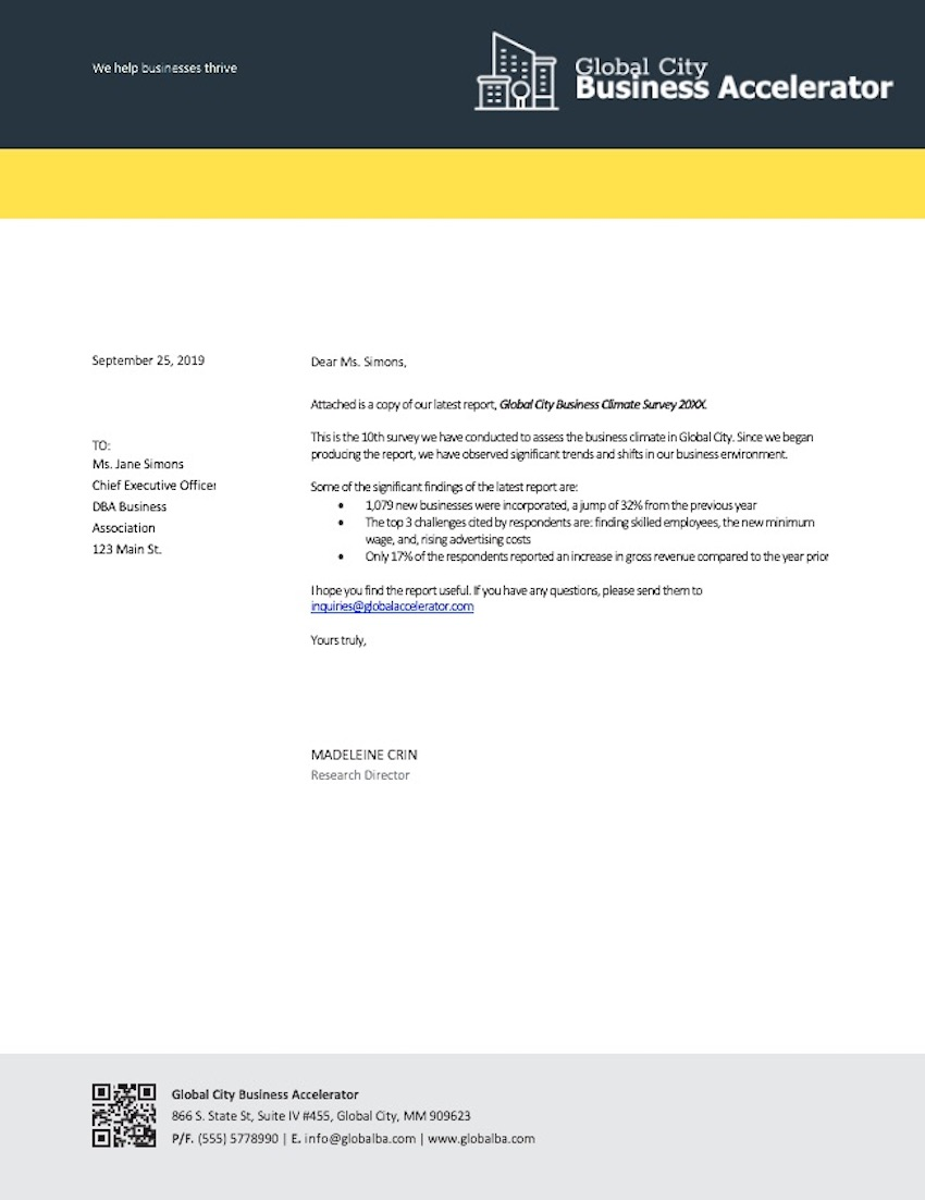 006 Exceptional Letter Template Microsoft Word Concept  Naval Format 2010 2007Full