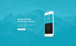 006 Exceptional Mobile Friendly Web Template High Definition  Templates Free Page