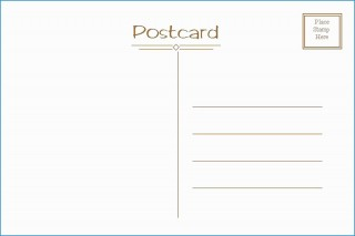 006 Exceptional Postcard Layout For Microsoft Word Highest Quality  Busines Template320