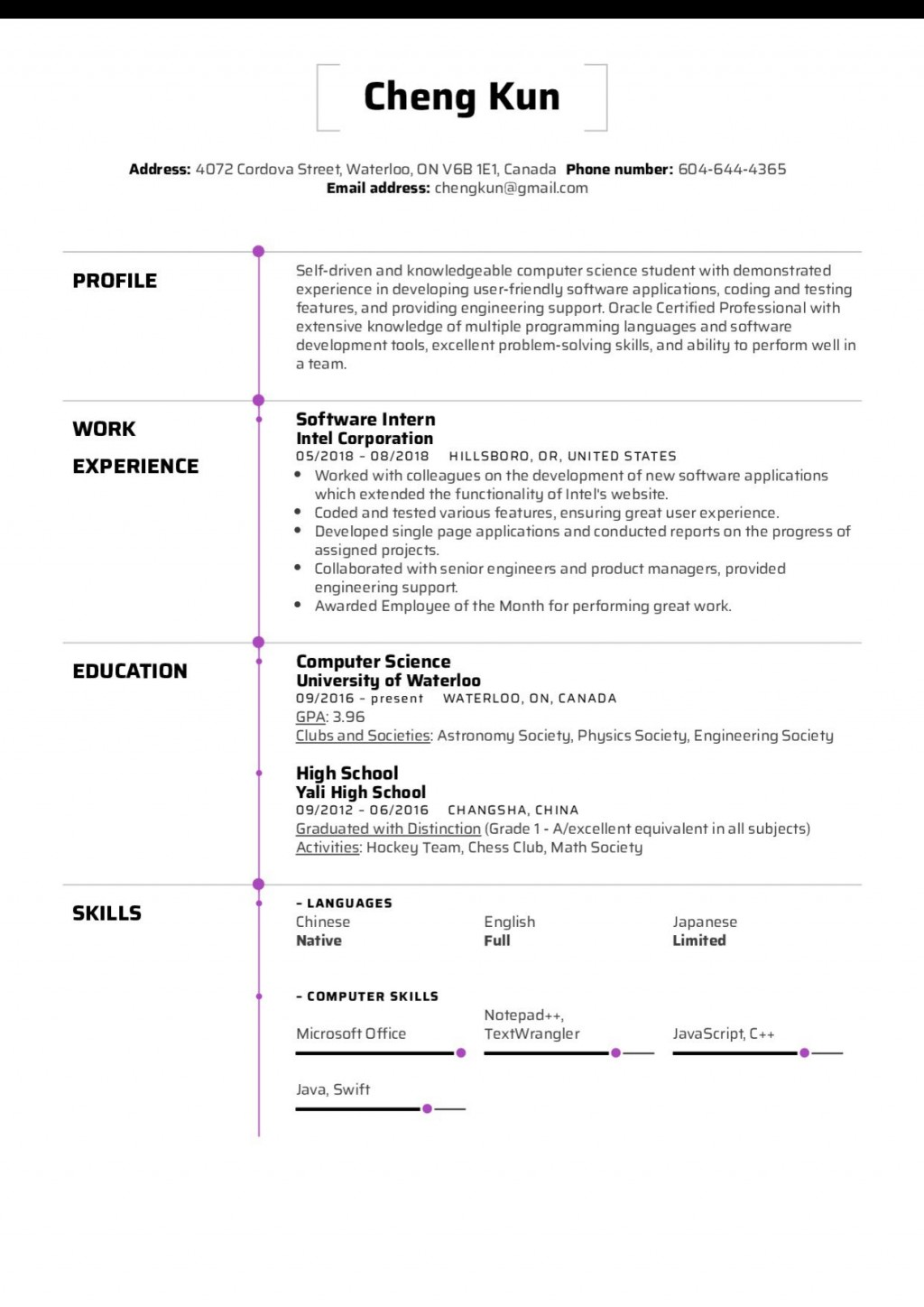 006 Exceptional Resume Template For Student Highest Clarity  Students High School Internship Google Doc Openoffice Free DownloadLarge