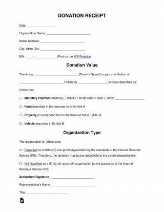 006 Exceptional Tax Deductible Donation Receipt Template Australia Inspiration 320