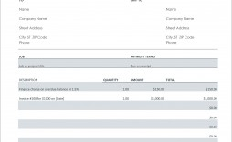 006 Fantastic Basic Invoice Template Mac Free Download Concept  Excel For