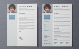 006 Fantastic Free Psd Resume Template Highest Quality  Templates Attractive Download Creative (psd Id) Curriculum Vitae