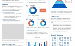 006 Fantastic Poster Presentation Template Free Download Ppt Picture