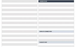 006 Fantastic Printable Daily Schedule Template Picture