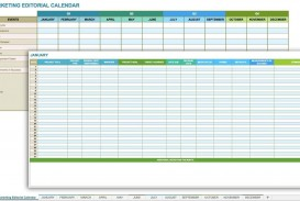 006 Fantastic Social Media Plan Template Design  Free Download Ppt Marketing Excel