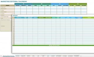 006 Fantastic Social Media Plan Template Design  Doc Download Marketing Excel320
