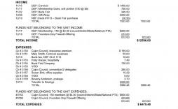 006 Fantastic Treasurer Report Template Non Profit Image  Treasurer' Word Free For Nonprofit Organization