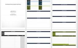006 Fantastic Web Design Proposal Template Free Download Concept