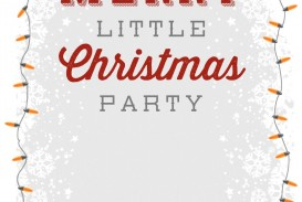 006 Fascinating Christma Party Invitation Template Idea  Holiday Download Free Psd