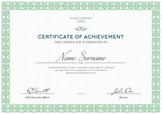006 Fascinating Free Printable Certificate Template Highest Quality  Blank Gift For Word Pdf320