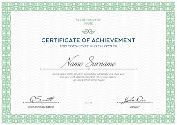 006 Fascinating Free Printable Certificate Template Highest Quality  Blank Gift For Word Pdf360