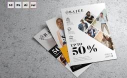 006 Fascinating In Design Flyer Template Inspiration  Indesign Free Adobe Download