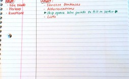 006 Fascinating Law School Note Taking Template Photo