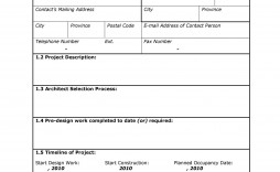 006 Fascinating Project Statement Of Work Template Doc Design