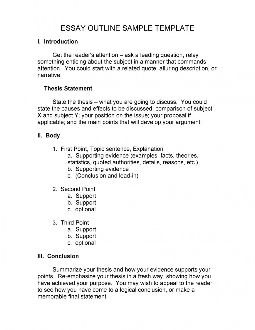 006 Fascinating Research Paper Outline Template High Definition  Templates Sample Mla Argumentative Format Example Chicago Style