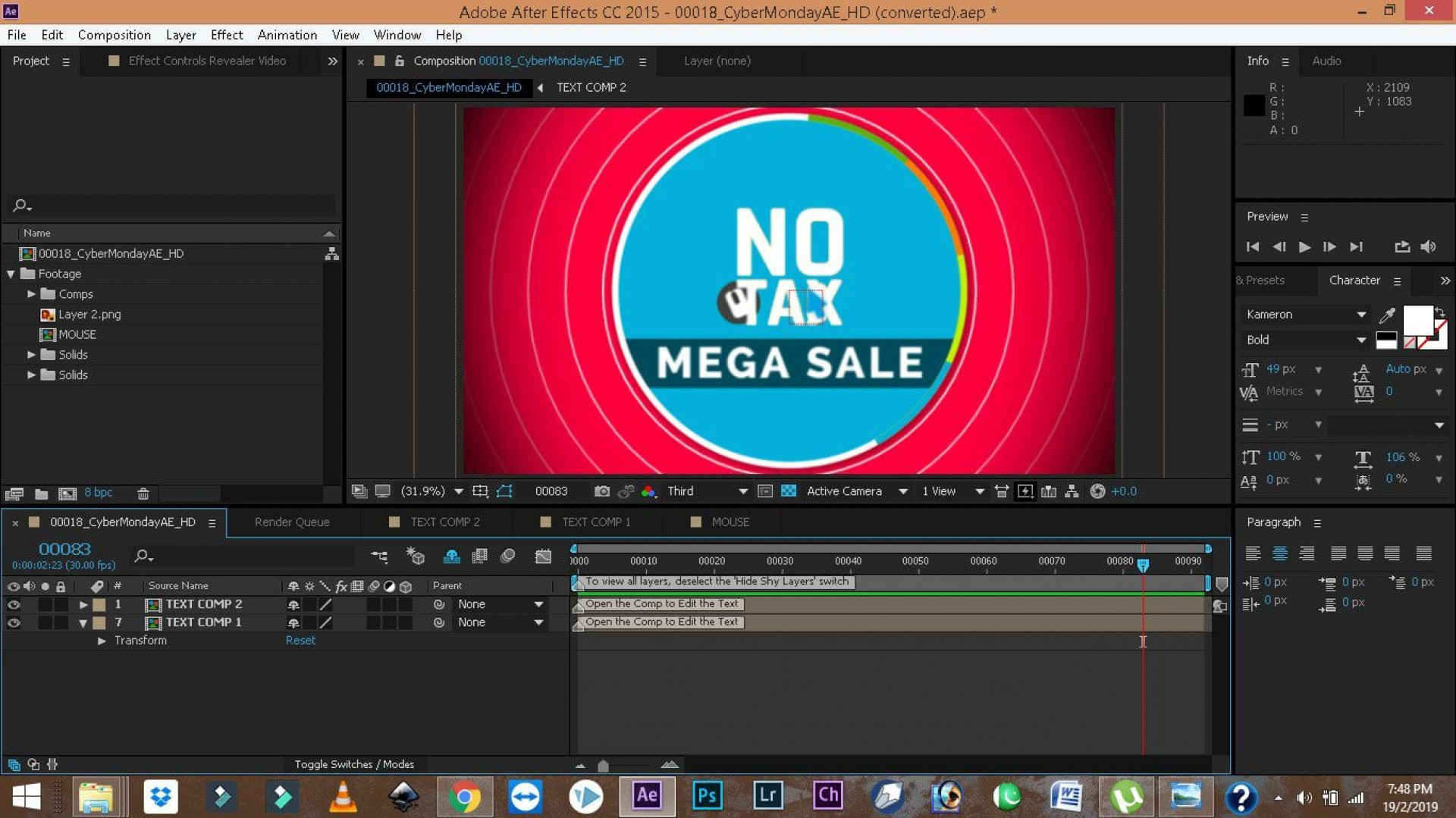 006 Fascinating Videohive After Effect Template High Def  Templates Envato Map Kit - Free Download1920