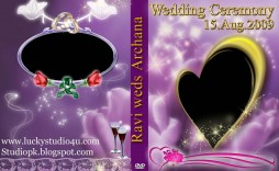 006 Fascinating Wedding Cd Cover Design Template Free Download Picture