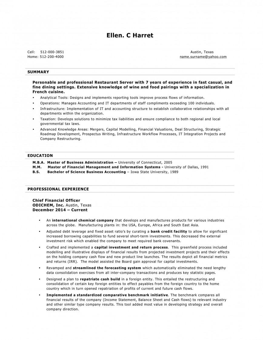 006 Fearsome Busines Resume Template Word Sample  Analyst Columbia School