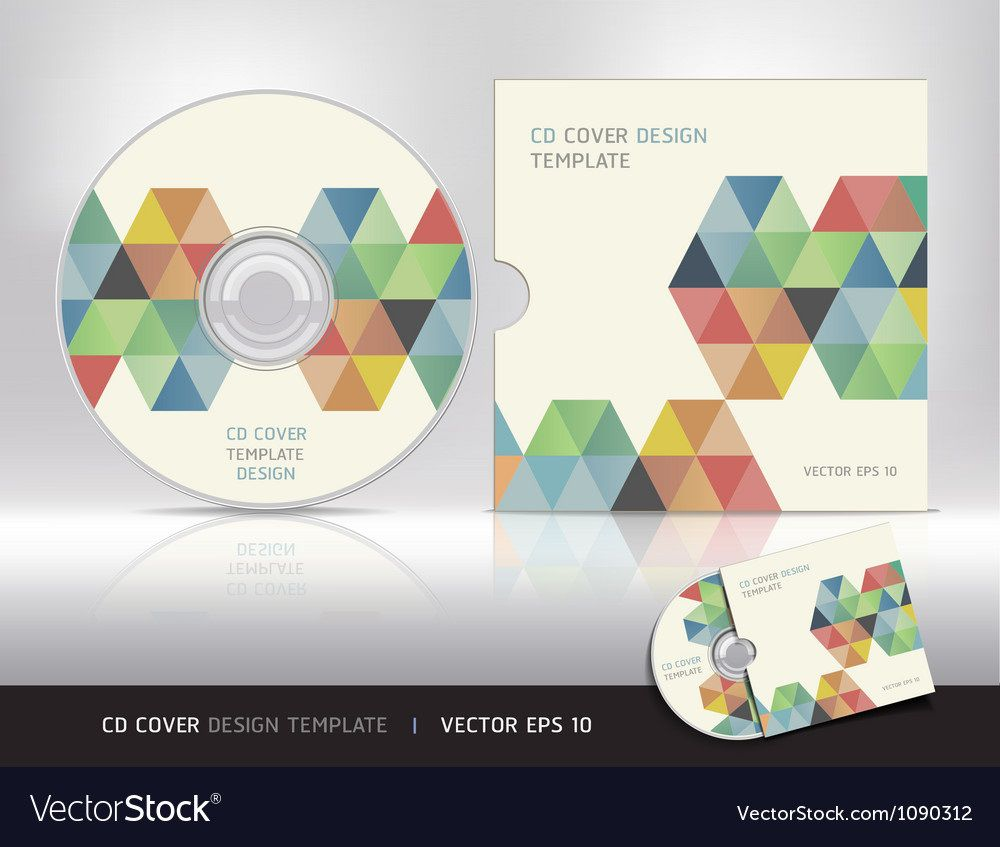 006 Fearsome Cd Cover Design Template  Free Vector Illustration Word Psd DownloadFull